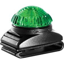 Guardian Dog Safety Light - Green