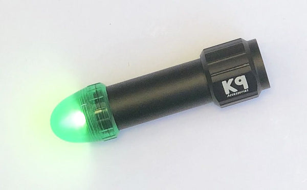 Bullet LED Safety Light for Dog Harnesses