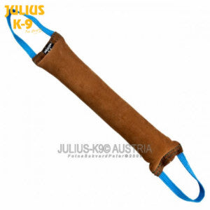 Leather tug (18560) length 60 cm / 24 in - JULIUSK9® CANADA