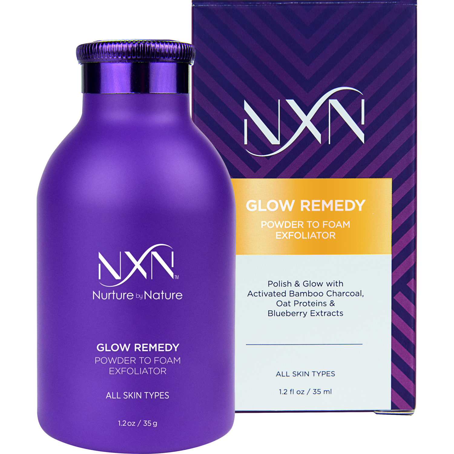 GLOW REMEDY POWDER TO FOAM EXFOLIATOR