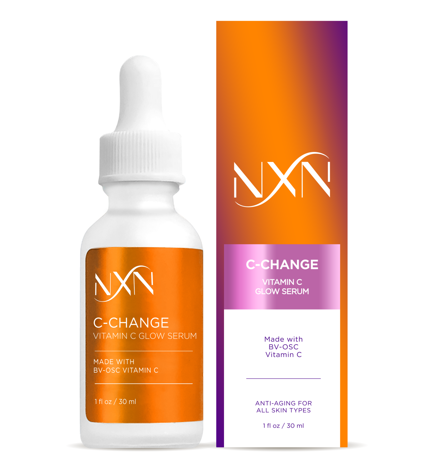 C-CHANGE - VITAMIN C GLOW SERUM