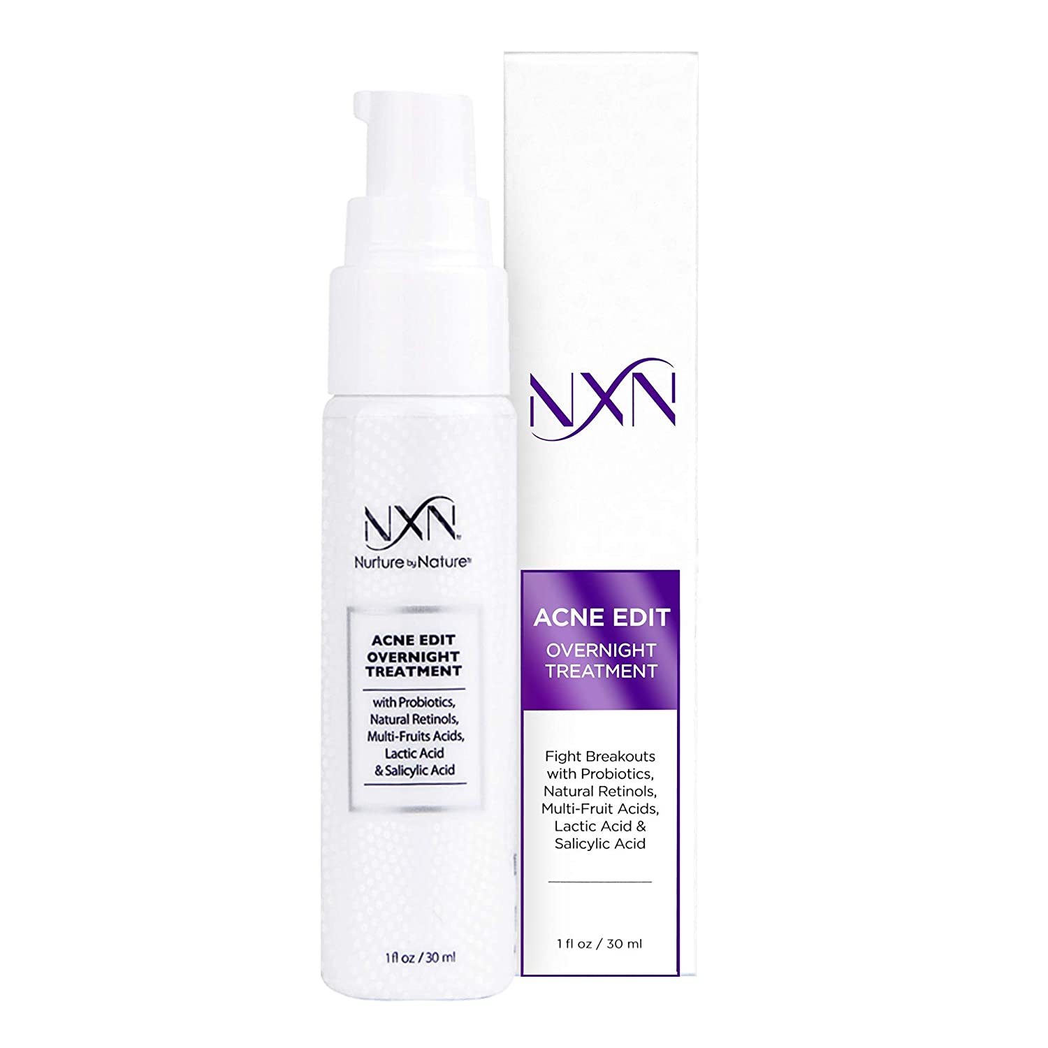 ACNE EDIT OVERNIGHT TREATMENT