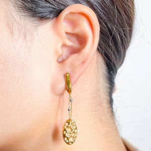 Italian Vinlia Earrings
