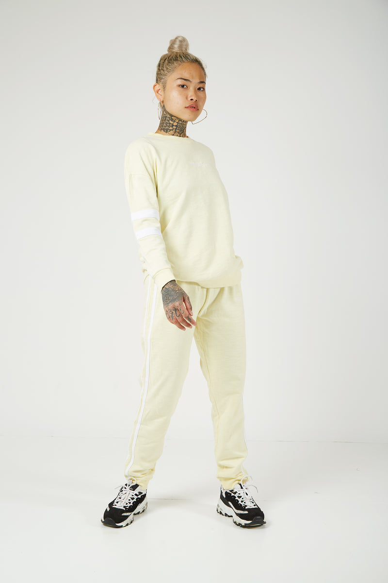 Yellow Sports Luxe - Jumper