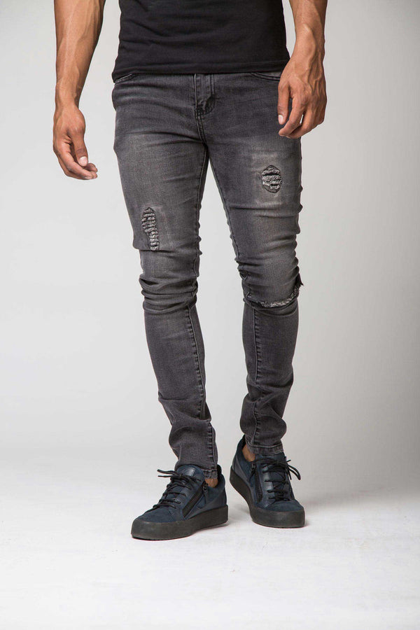 Grey Templar Denims - Section