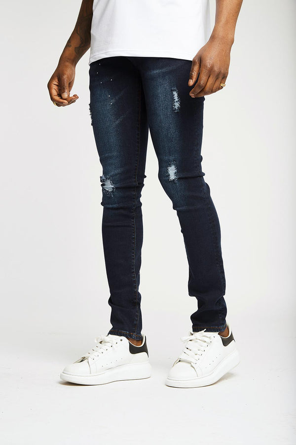 Indigo Essential Denims