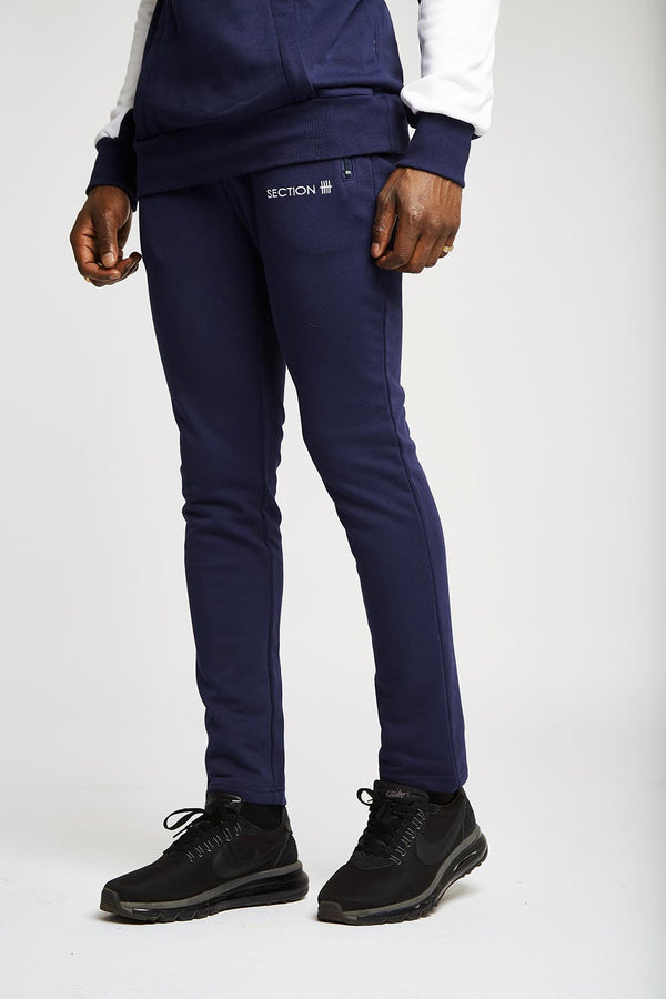 Maddox Bottoms - Navy Blue