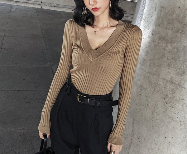 Knit top (preorder/ 3 colours)