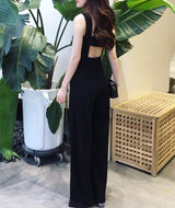 Bennett jumpsuit (ready stock in S)