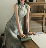 Vienna cheongsam (ready stock in M)