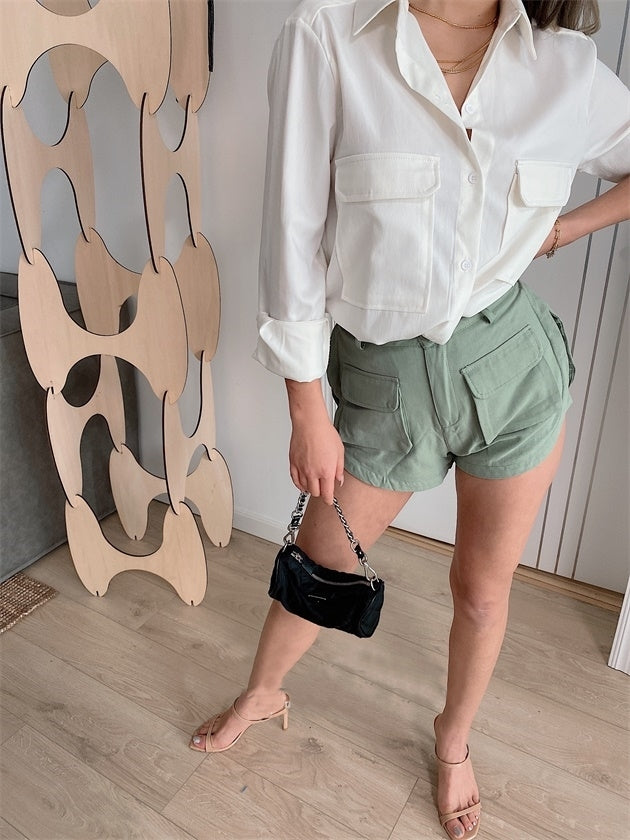 Savannah shorts (preorder/ 3 colours)