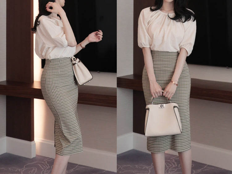 Pencil skirt (preorder)