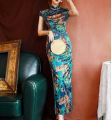 Tang Cheongsam (ready stock in M and XL)