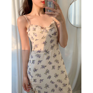 Paisley floral dress (preorder)