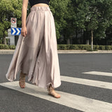Claus culottes palazzo pants (preorder/ 2 colours)