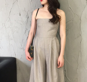 Kennedy jumpsuit (ready stock)