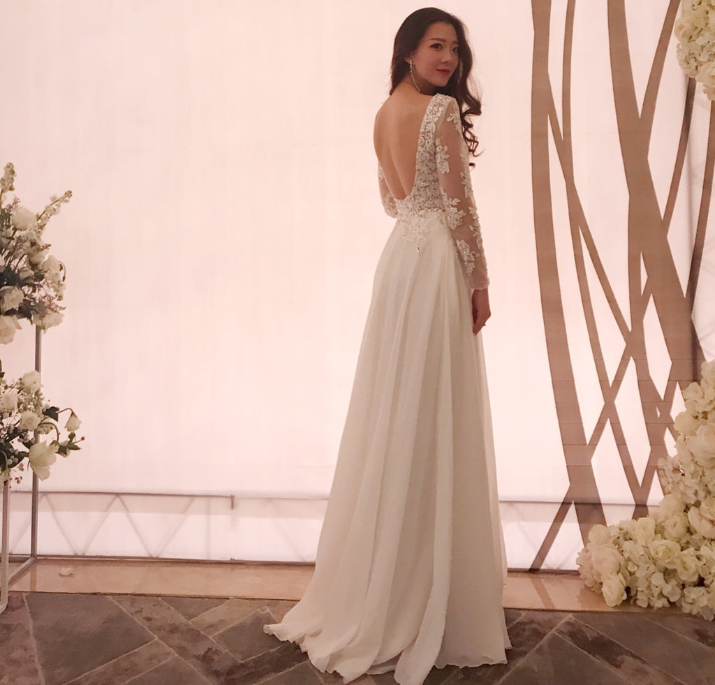 For that special occasion: Gowns and bridesmaid dress – LUXMERRIER