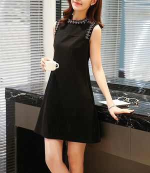 Junees shift dress (preorder/ 2 colours)