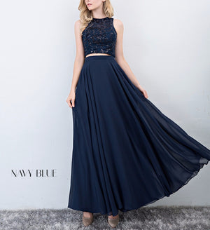 Natasha two-piece gown set ( preorder/ 6 colours)
