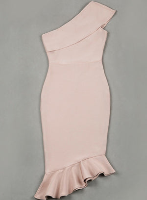 Norris bandage dress (READY STOCK IN WHITE XS AND S SIZE/ 4 colours)