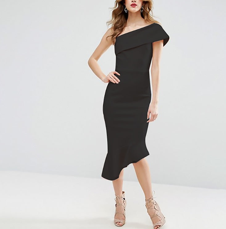 Norris bandage dress (preorder/ 4 colours)