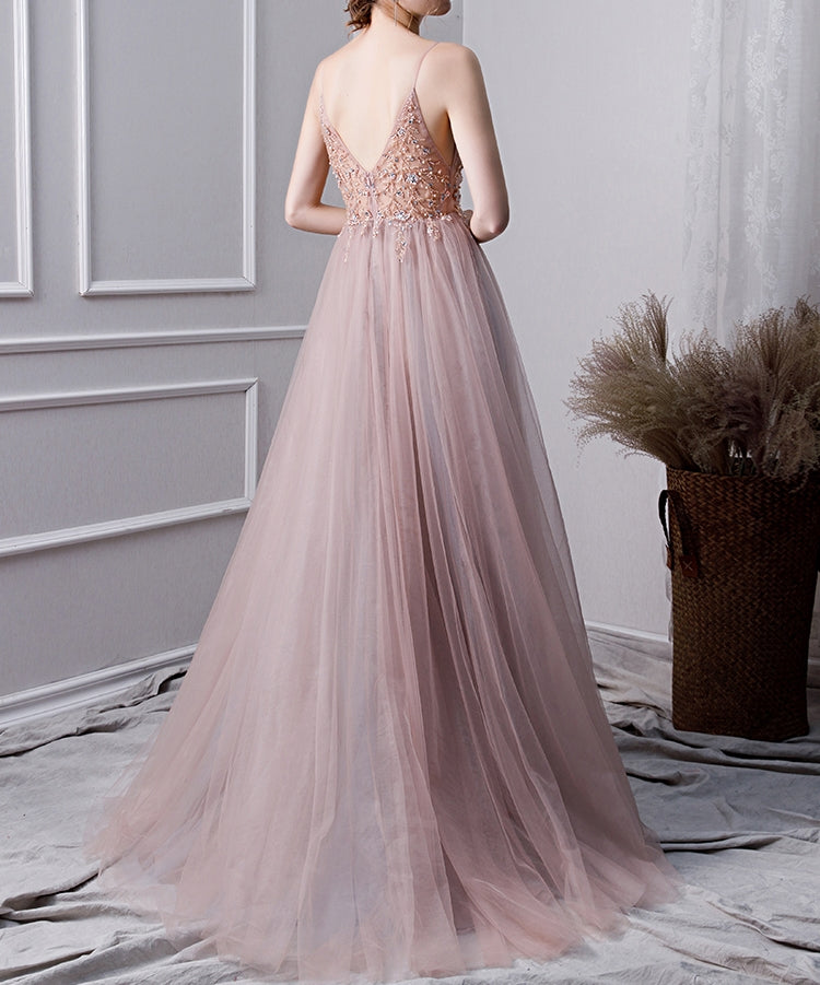Blush gown (preorder)