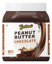 Load image into Gallery viewer, Earthnut Chocolate Peanut Butter Crunchy