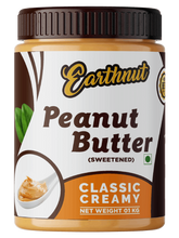 Load image into Gallery viewer, Earthnut Classic Peanut Butter Creamy