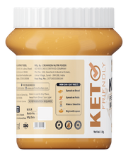 Load image into Gallery viewer, Earthnut Keto Peanut Butter Crunchy