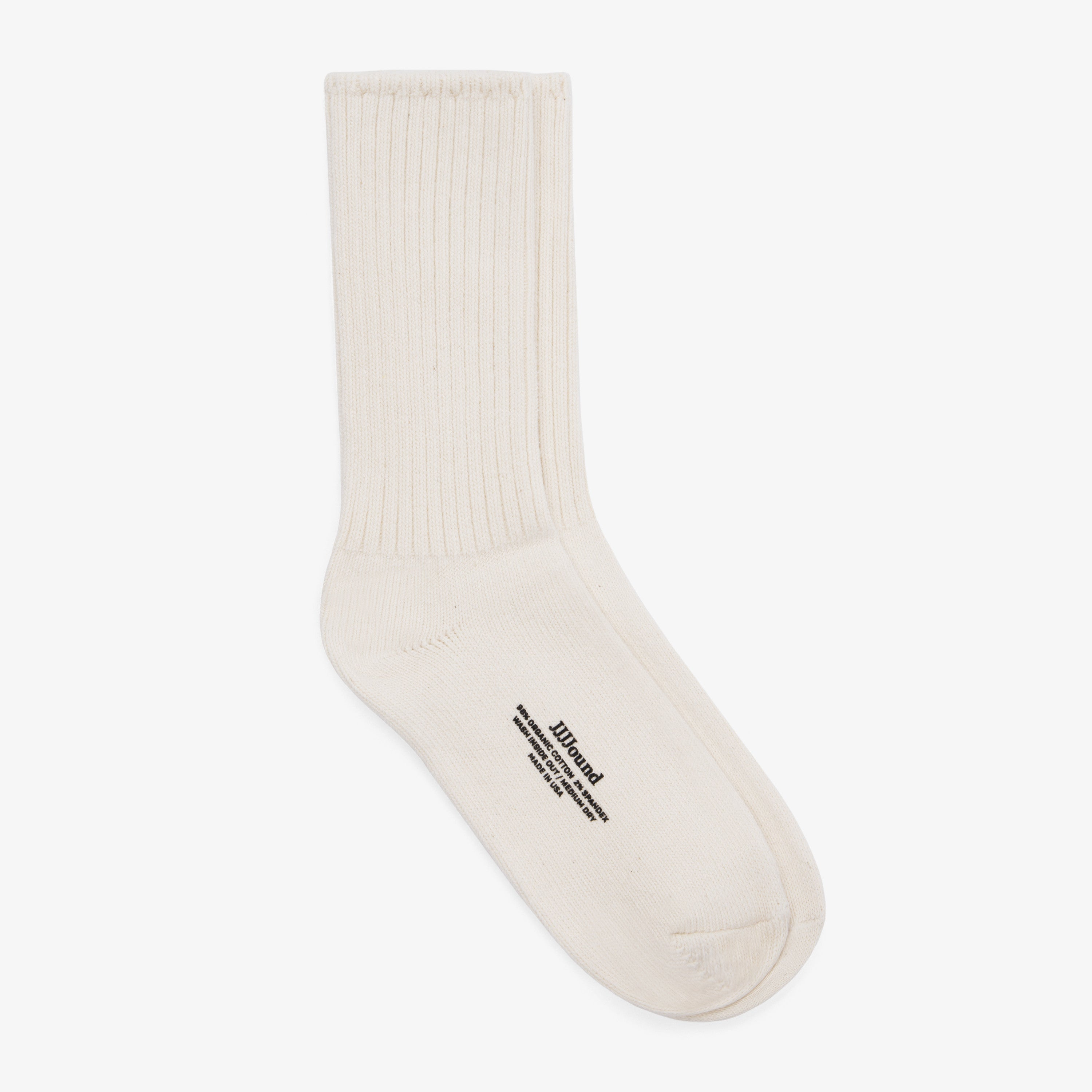 Organic Socks / Natural