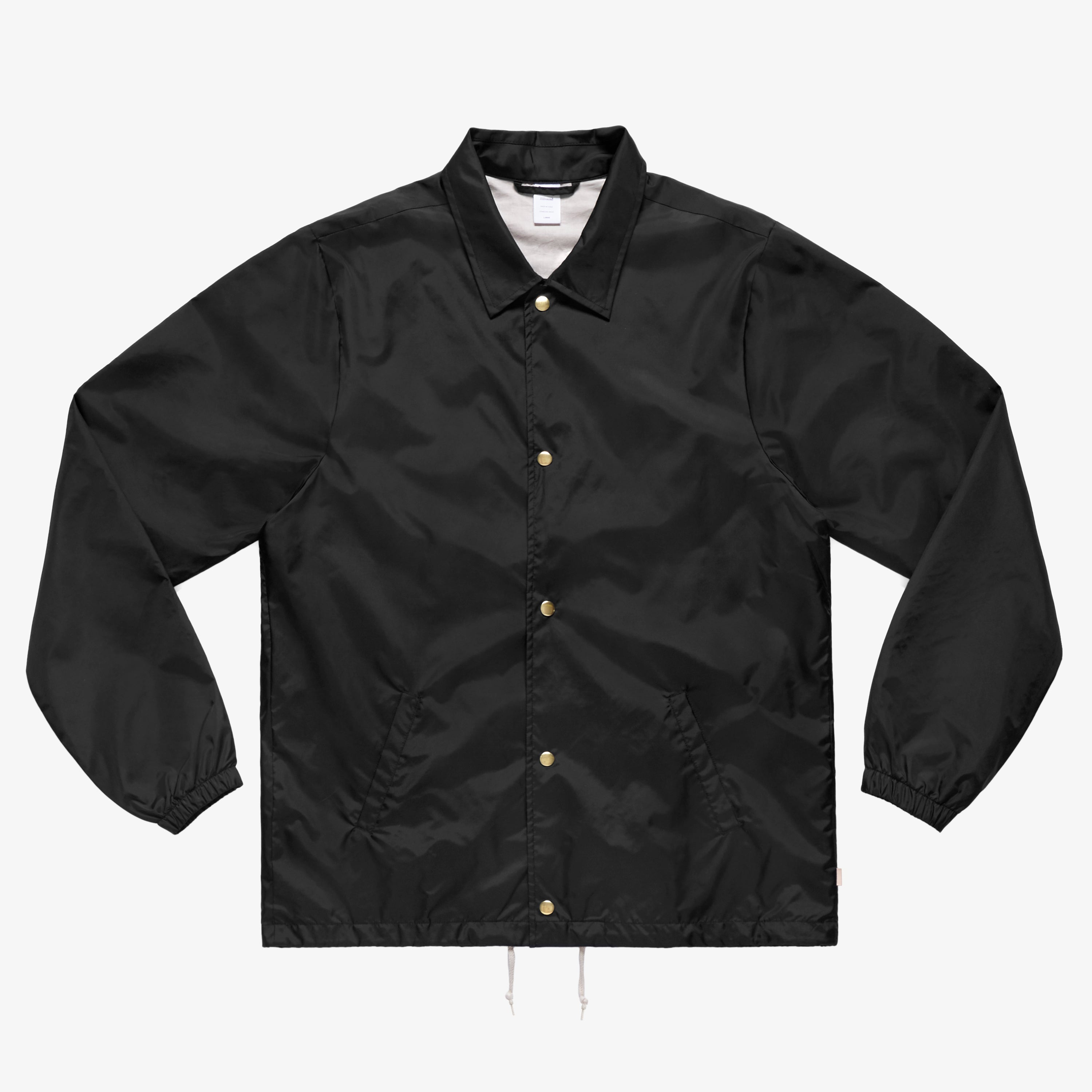 Coach Jacket - Black