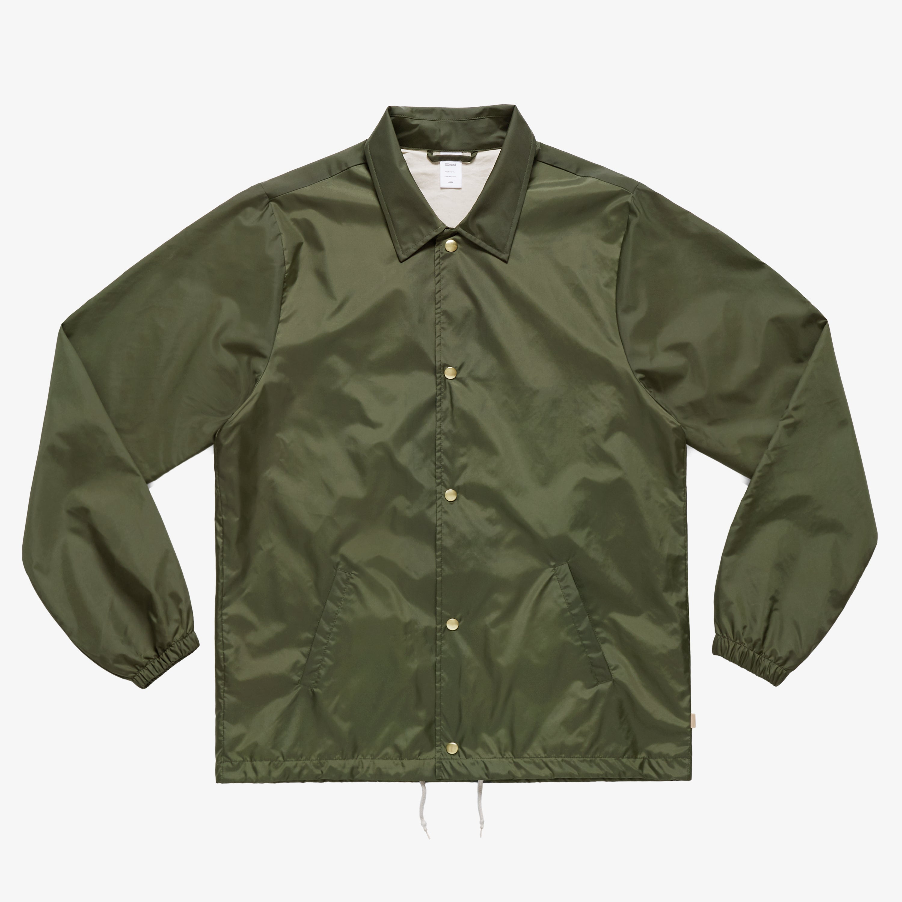 Coach Jacket - Green