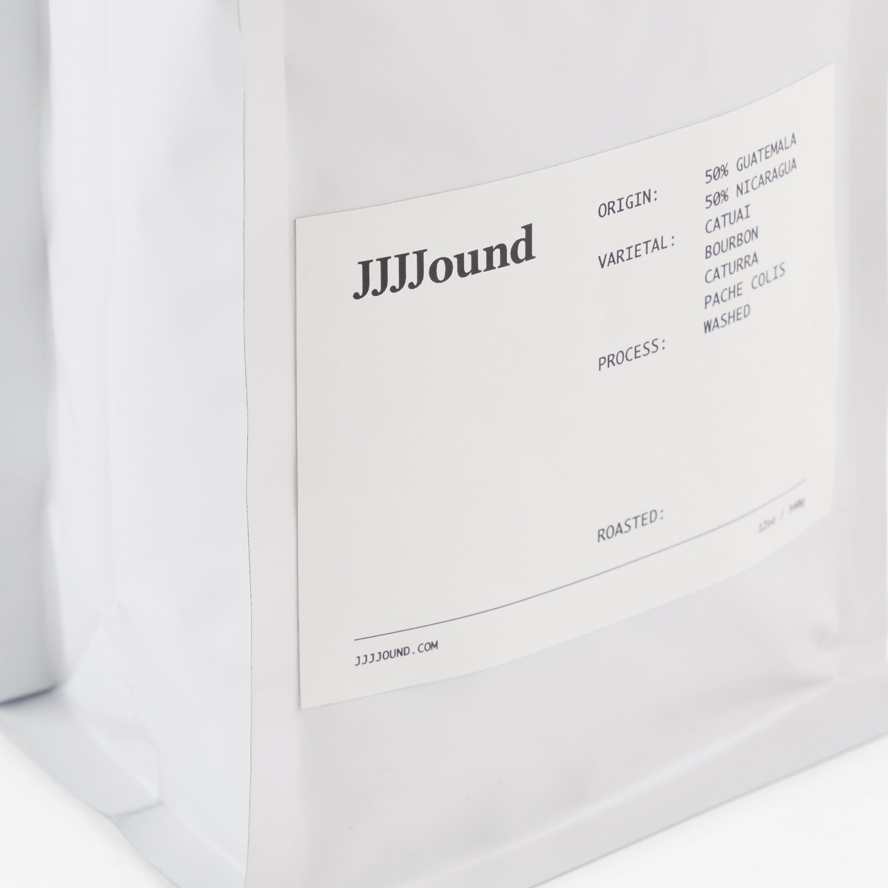 JJJJound Coffee (Nova Scotia roast)