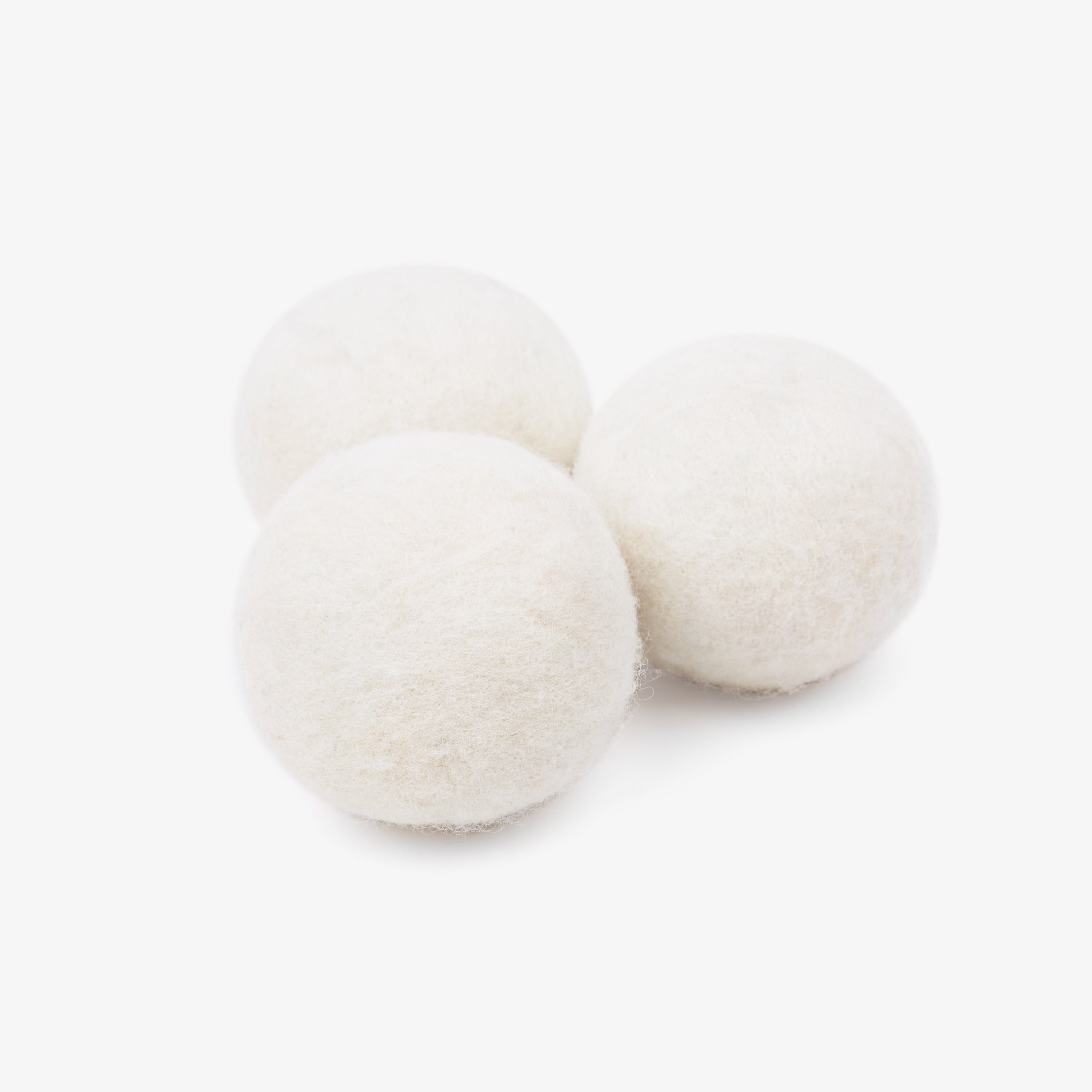 White Dryer Balls