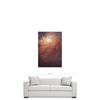 The Passenger Premium Canvas Gallery Wrap Print 32 x 48 Inches - BA Wygant Studio | Abstract Spiritual Contemporary Art