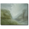 Mountain Mist Premium Canvas Gallery Wrap Print 11 by 14 inches - BA Wygant Studio | Abstract Spiritual Contemporary Art