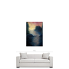 Emergence Premium Canvas Gallery Wrap Print 32 by 48 Inches - BA Wygant Studio | Abstract Spiritual Contemporary Art