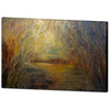 Sunrise Premium Canvas Gallery Wrap Print 32 by 48 Inches - BA Wygant Studio | Abstract Spiritual Contemporary Art