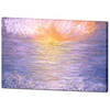 Awakening Premium Canvas Gallery Wrap Print 32 by 48 Inches - BA Wygant Studio | Abstract Spiritual Contemporary Art