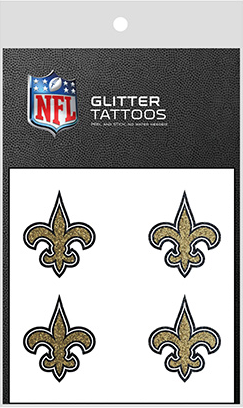 New Orleans Saints 4566 - 4 Dazzlerz