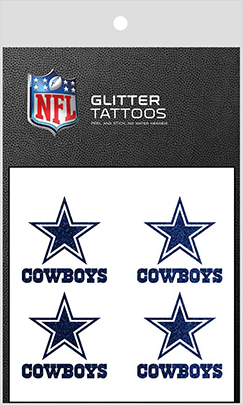 #4571 Dallas Cowboys - 4 Dazzlerz