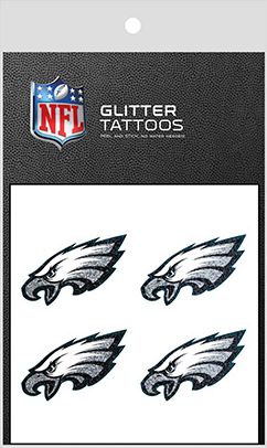 Philadelphia Eagles 4578 - 4 Dazzlerz