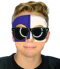 Blue/White BanditMask #9132