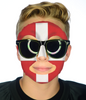 Switzerland Game Day Face #9201 - Full Face Sticker