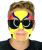 Colombia Game Day Face #9205 - Full Face Sticker