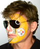 Pittsburgh Steelers-Full Face Tattoo