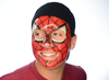 Spider-Man 5684- Full Face Wet Apply Tattoo