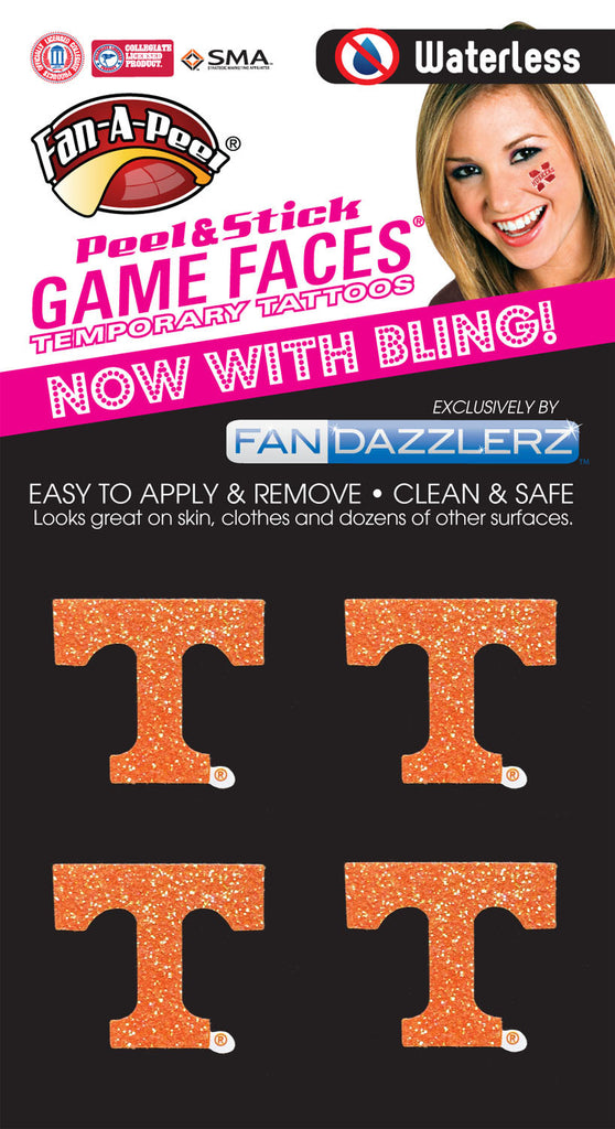Tennessee Volunteers 0024 - 4 Dazzlerz