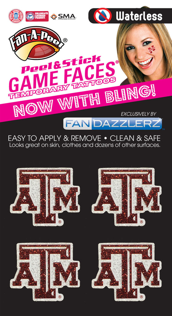 Texas A&M Aggies - 4 Dazzlerz