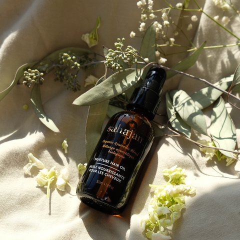 NURTURE Hair Oil